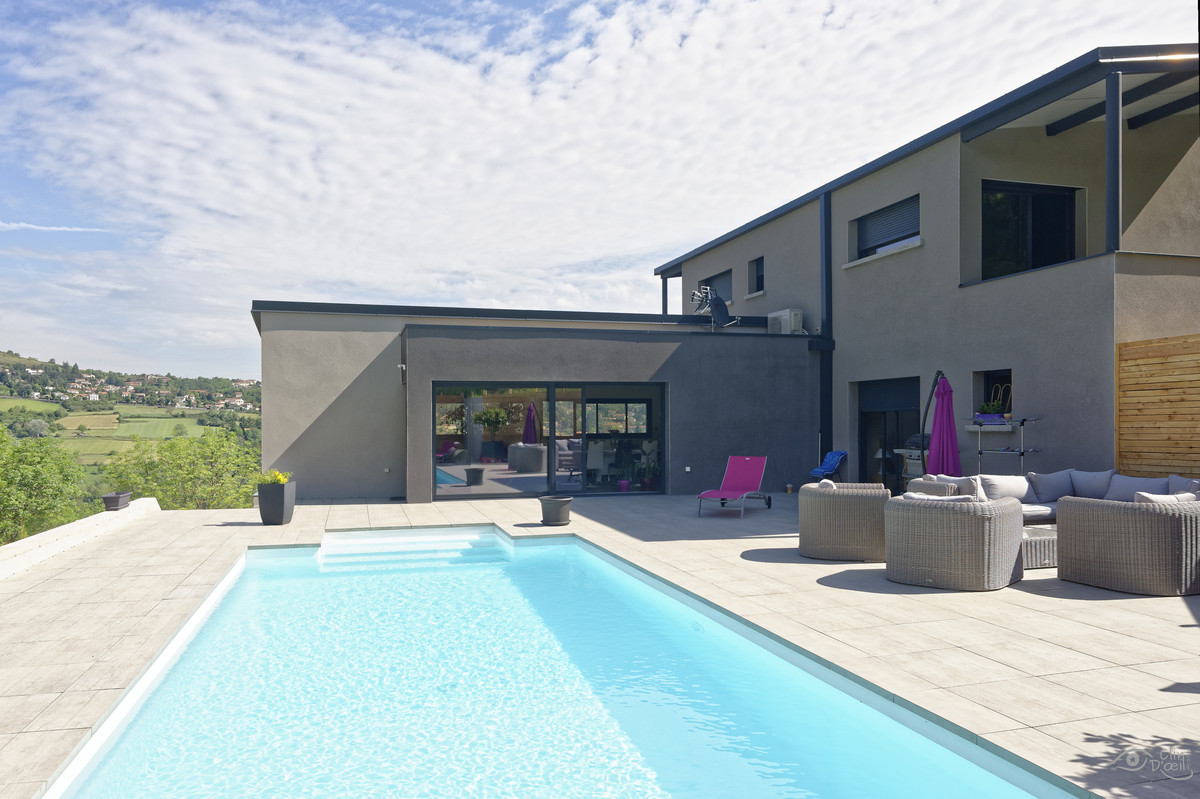 Architecte Le Puy En Velay un plongeon? - reportage architecture - clin d'oeil ponot